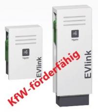 EVlink Parkplatz 2 Boden 2x22kW-T2 RFID