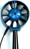 Flügelradanemometer, Generator