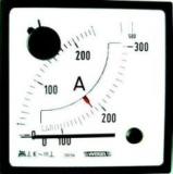 BIEQ 96K Bimetall-Dreheisen 250/5A