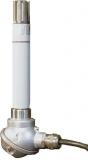 Meßwertgeber für relative Feuchte und Temperatur der Luft