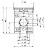 ASK 205.3 100/1A 1,5 VA Kl. 1 Stromwandler