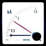 BIQ 96 Bimetallanzeiger 1250/5A
