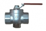 Ball valve with internal screw thread DN 32 G1-1/4A