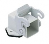 "Angled bulkhead housings-single lever-thermo-""21.21"""