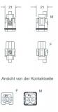 STIFTEINSATZ-SCHRAUB-4P-SCHWARZ-10A