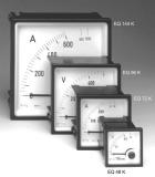 EQ 96K Amperemeter 250/5A