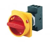 Main/Emergency-Off Switch - 3 pole - N-padlock device - 32A