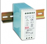 Single Output Industrial DIN Rail Power Supply