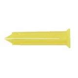 Nageldübel TCP 1 (D:7,5 /Laenge 25) gelb